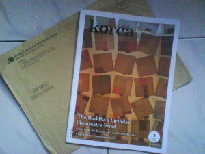 majalah KOREA