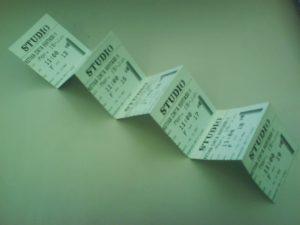potongan tiket