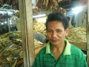 Penjual Ikan Asin-1