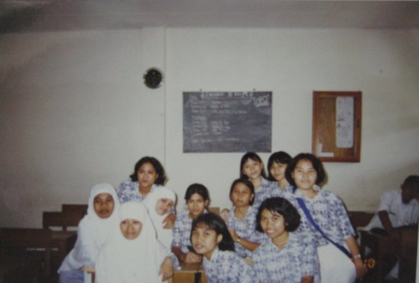 Once upon a time in SMAN 1 Samarinda