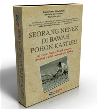 Buku Seorang Nenek di Bawah Pohon Kasturi