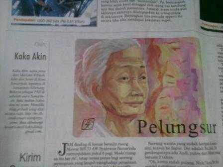 Cerpen di koran