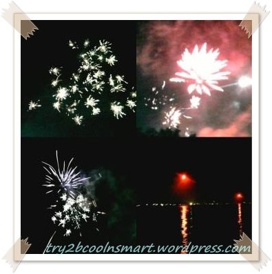 Exibition of Fireworks-tile