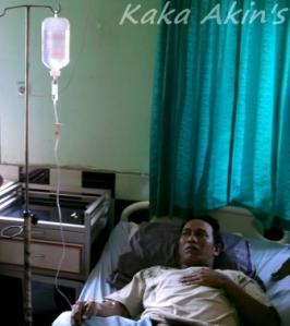 Pasien di Rumah Sakit