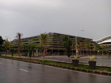Taman Bertingkat Bandara Ngurah Rai